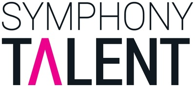 Symphony Talent is a global leader in Employer Brand and Candidate Experience solutions for some of the world's leading brands. Combining award-winning creative and marketing technology, Symphony Talent transforms employer brands to deliver world-class experiences for candidates, employees and recruiters. (PRNewsfoto/Symphony Talent)