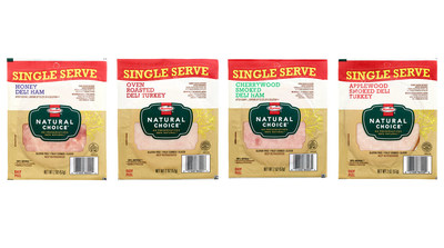 Hormel® Natural Choice® single-serve lunchmeats