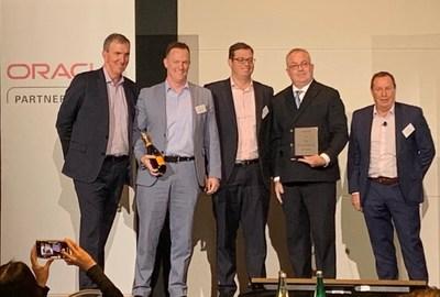 Data Intensity Wins Oracle ODA Award for Australia New Zealand