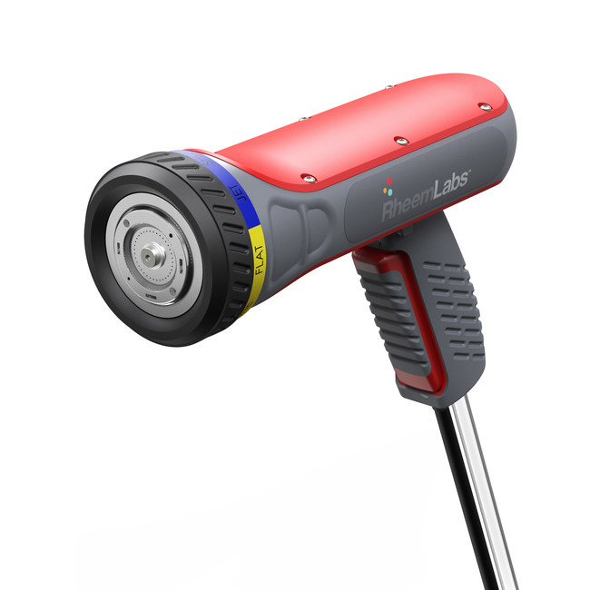 HotWave, the multipurpose hose sprayer that never runs out of hot water