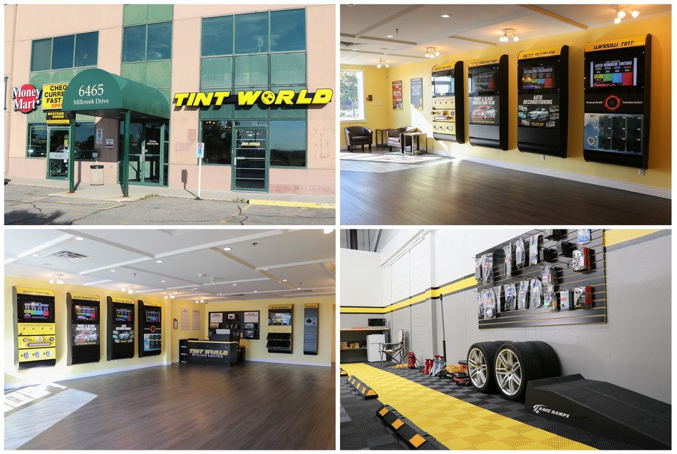 Tint World® announced the opening of its second Canadian location in Mississauga under the ownership of local entrepreneurs Graham and Angie Kingma.