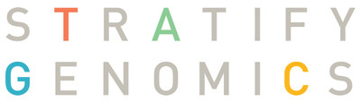 Stratify Genomics Logo (PRNewsfoto/Stratify Genomics)