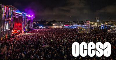 Live Nation expande sua plataforma global ao adquirir a OCESA Entertainment, promotora líder no México (PRNewsfoto/Live Nation Entertainment)
