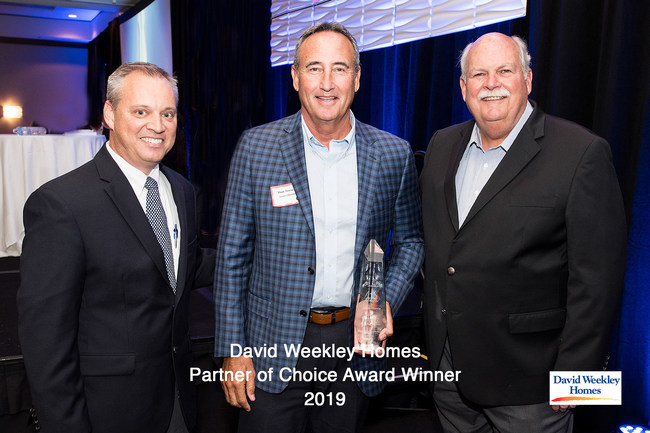 "James Hardie wins ""A,A"" Partners of Choice Award"