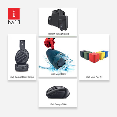 iBall's Five New Premium Products