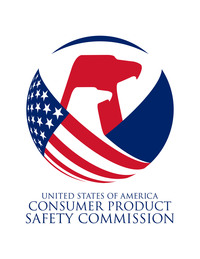 The U.S. Consumer Product Safety Commission is an independent federal agency created by Congress in 1973 and charged with protecting the American public from unreasonable risks of serious injury or death from more than 15,000 types of consumer products under the agency's jurisdiction. To report a dangerous product or a product-related injury, call the CPSC hotline at 1-800-638-2772, or visit  http://www.saferproducts.gov . Further recall information is available at  http://www.cpsc.gov . (PRNewsFoto/U.S. CONSUMER PRODUCT SAFETY COMMISSION) (PRNewsFoto/US CPSC)