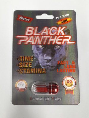 Black Panther Platinum 30K (CNW Group/Health Canada)
