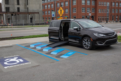 In celebration of the 29th anniversary of the Americans with Disabilities Act, BraunAbility, in partnership with mobility dealerships across the country, will be installing 3D access aisles to combat illegal parking in accessible spaces. BraunAbility revealed the first-ever 3D access aisle in May 2019 as part of the launch of Drive for Inclusion, the company's initiative to close diversity and inclusion gaps for people with mobility disabilities.