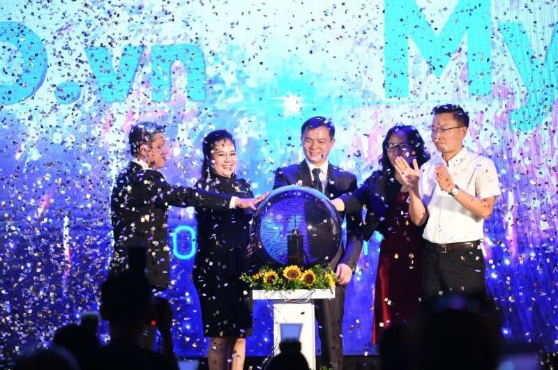 Mygo Launching Ceremony