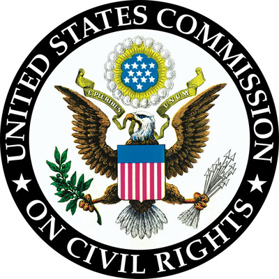 U.S. Commission on Civil Rights Logo. (PRNewsFoto/U.S. Commission on Civil Rights)
