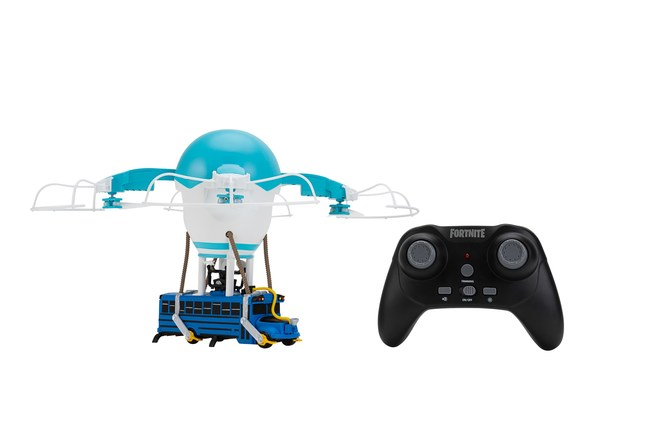 Fortnite Battle Bus Drone by Jazwares