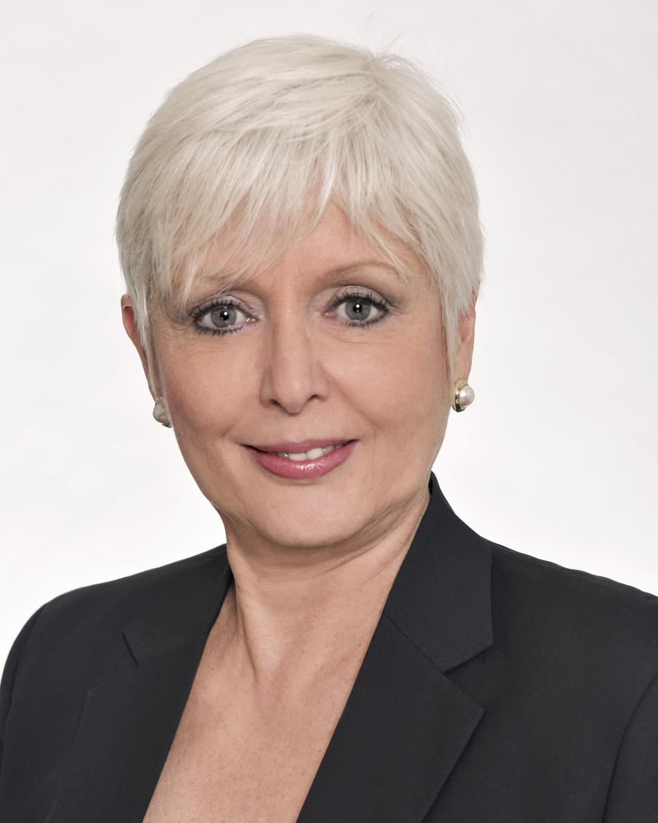 Danielle Laberge, new Chair of the Board of Aéroports de Montréal (CNW Group/Aéroports de Montréal)