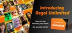 See all the movies you want with Regal Unlimited™