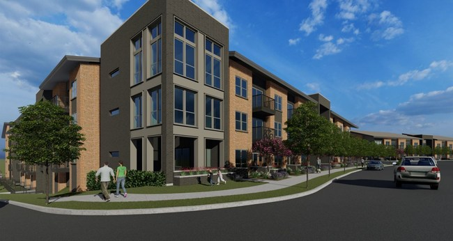 Wood Partners Announces Groundbreaking of Alta Spring Creek