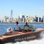 Stella Artois Offers New Yorkers a Once in a Lifetime Luxury Experience by Transforming the East River into the East River Riviera