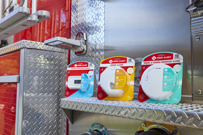 Each organization will receive 100 donated smoke and CO alarms from First Alert, along with educational materials, to install with students during home safety visits in at-risk communities during the fall semester.