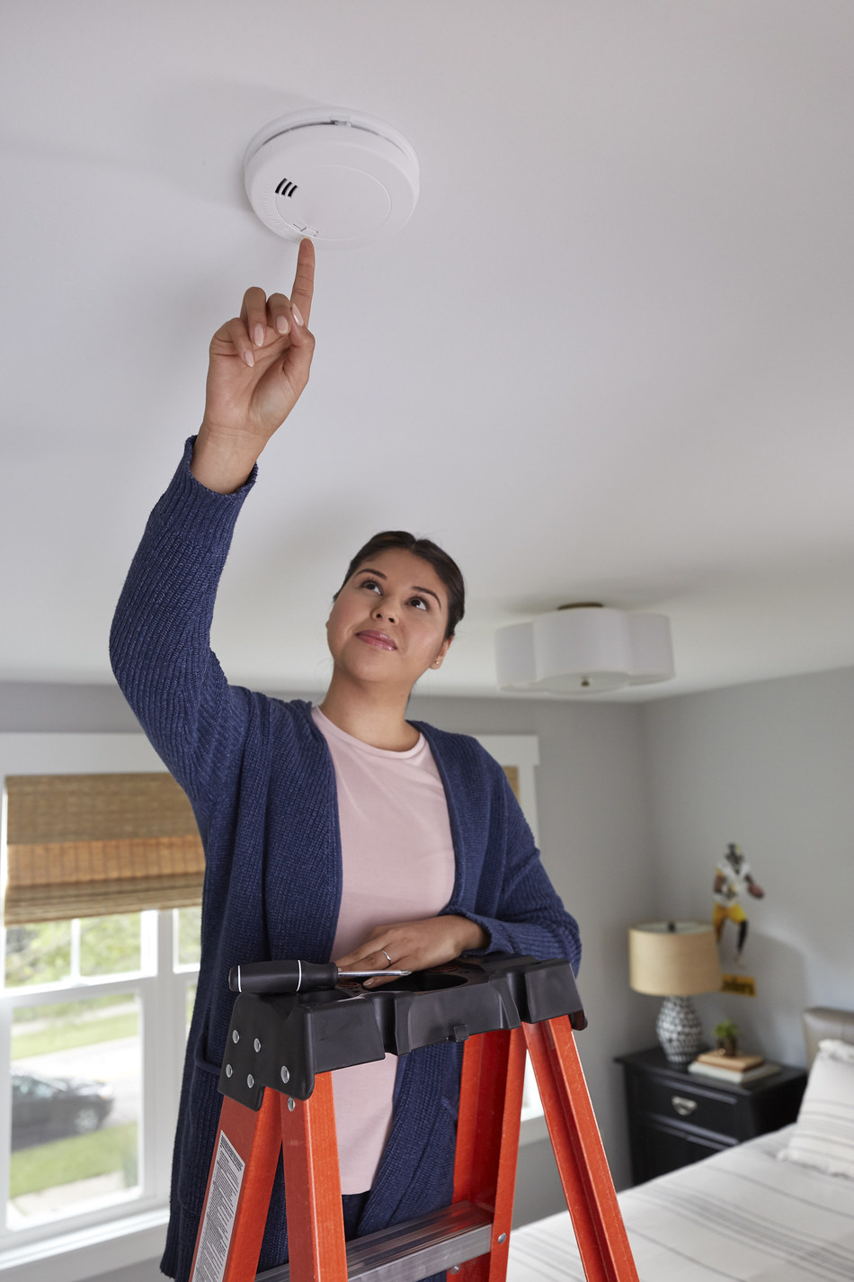 According to the NFPA, three out of four fires occur in the home, the very place that most people feel the safest. However, more than 60% of consumers do not test their smoke and CO alarms monthly, according to a new survey by First Alert.