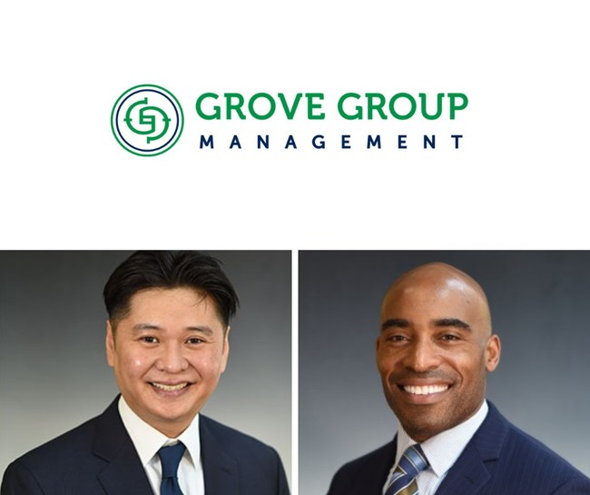 Kevin Shin, CEO and Co-Founder; Tiki Barber, Chief Business Development Officer and Co-Founder