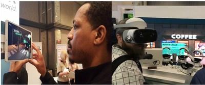 Kaon Non-Immersive VR