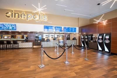 Cinepolis Lobby, New York City