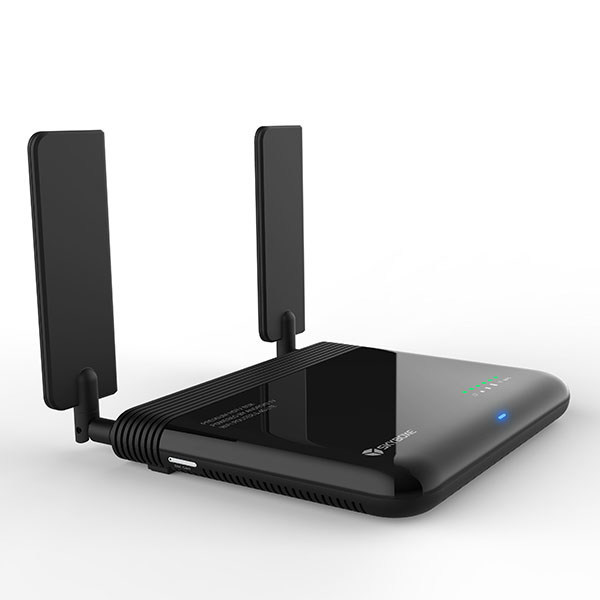 SKYBOXE Advanced 4G LTE:  Finally Cut the Cord.  Wireless Broadband Internet Access, WiFi Router, Android TV and  Free Local Channels from a single device