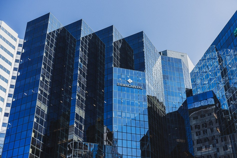 The Fiera Capital Tower, Fiera Capital Corporation's new global headquarters, located at 1981 McGill College Avenue, in Montreal (CNW Group/Fiera Capital Corporation)