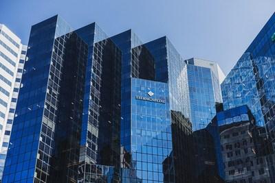 La Tour Fiera Capital, le nouveau siège social international de Corporation Fiera Capital, située au 1981, avenue McGill College à Montréal. (Groupe CNW/Corporation Fiera Capital)