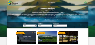 Kerala tourism department launches Monsoon tourism packages to attract more travelers