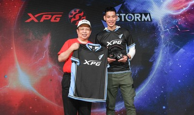 XPG Becomes an Official Sponsor of Jeremy Lin's J.Storm Esports Organization