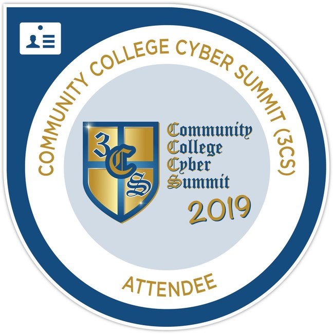 Badge earned for attending the 2019 3CS Conference