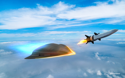 Hypersonic vehicles operate at extreme speeds and high altitudes. Raytheon is developing hypersonics for the U.S. Department of Defense.
