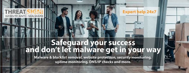 ThreatSign - Website Anti-Malware