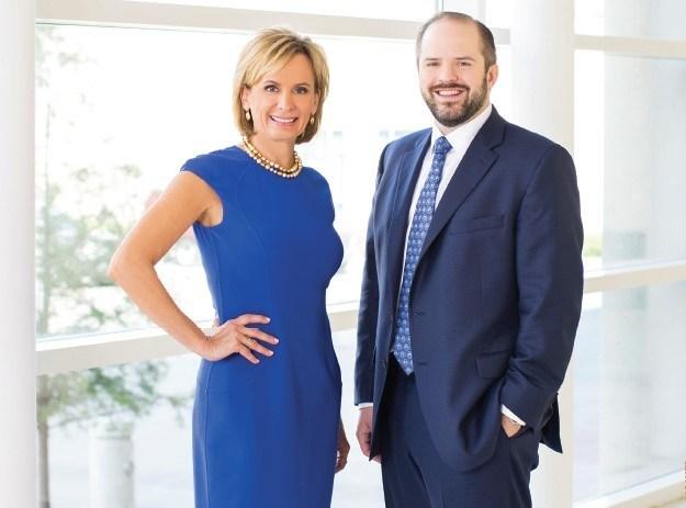 Aldous \ Walker LLP attorneys Charla Aldous and Brent Walker.