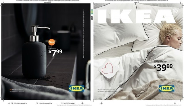 It's the most wonderful time of the year – the 2020 IKEA Catalogue is almost here! (CNW Group/IKEA Canada)