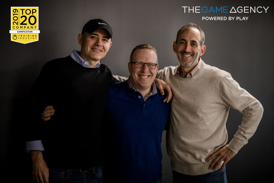 Joseph McDonald, Stephen Baer, and Richard Lowenthal are the 3 Managing Partners of The Game Agency. The Game Agency has been creating custom games for clients for 12 years in both the corporate and education sectors. The Game Agency is made up of 50+ employees with varied skillsets and two things in common. (1) Most of us come from the video game industry. (2) We are united behind the common goal of making K-College and corporate training more fun and effective with game-based solutions.