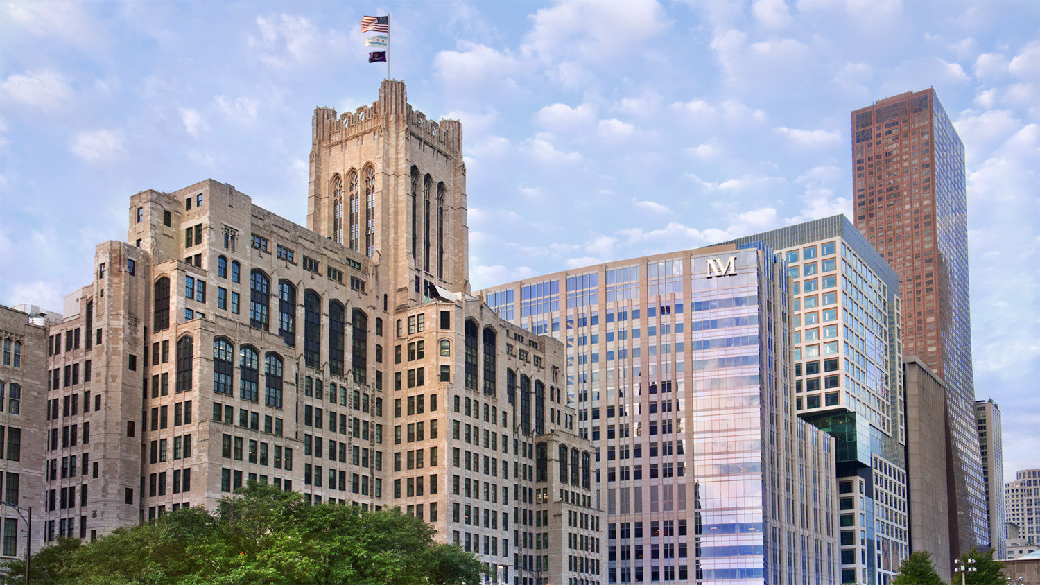 Northwestern Memorial Hospital is recognized among the top 10 hospitals in the country and remains No. 1 in Chicago and Illinois