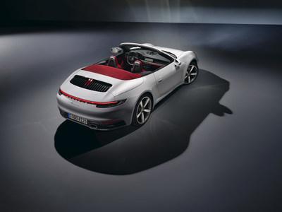 2020 911 Carrera Cabriolet