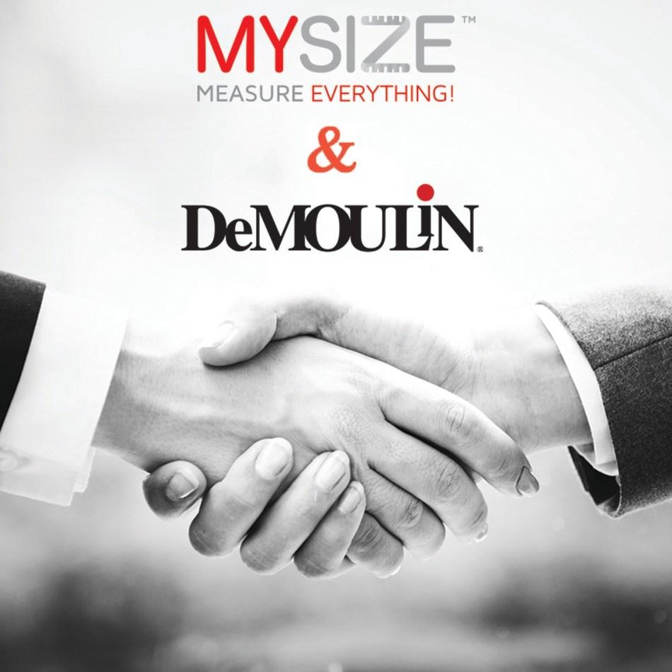 MySize Inc. & DeMoulin