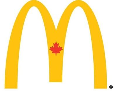 Logo : McDonald's du Canada (Groupe CNW/Producteurs d'oeufs du Canada)