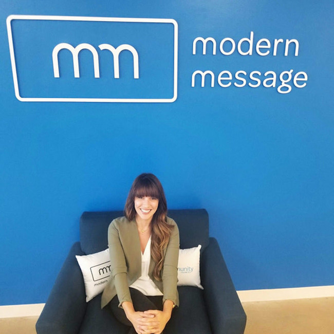 Chantelle Berger - Business Development Executive, Modern Message