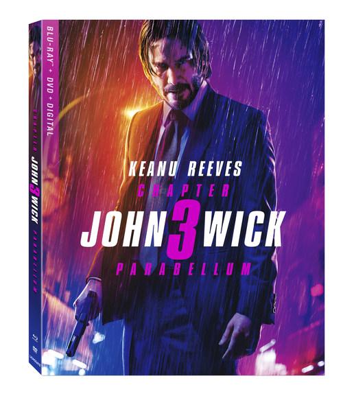 John Wick – Parabellum DVD