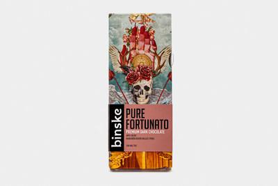 Binske - Pure Fortunado Chocolate -Cannabis Edibles