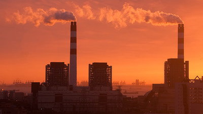 Carbon capture and storage in China