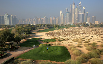Emirates Golf Club (Majlis Course) in Dubai