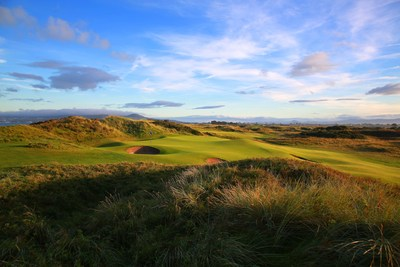 Portmarnock Golf Club in Dublin, Ireland