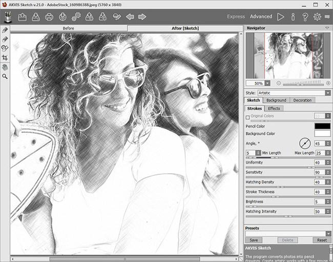 AKVIS Sketch 21.0