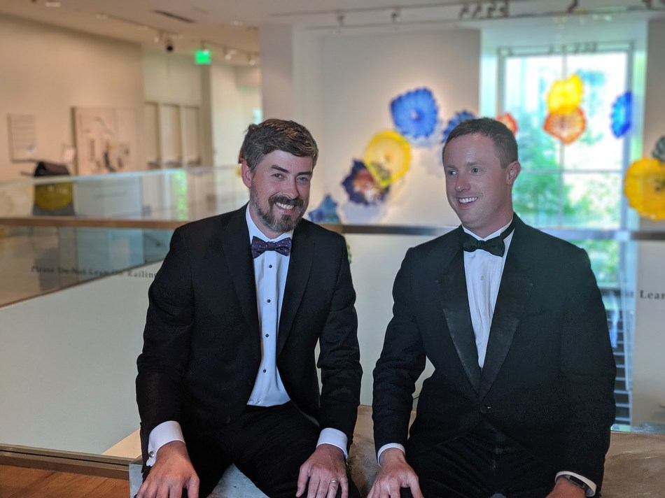Nathan McMinn, CTO, and Austin Senseman, CEO, are the co-founders of Conserv - a startup building solutions to empower conservation professionals to do more.