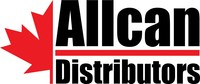 Allcan Distributors Logo (CNW Group/Allcan Distributors)