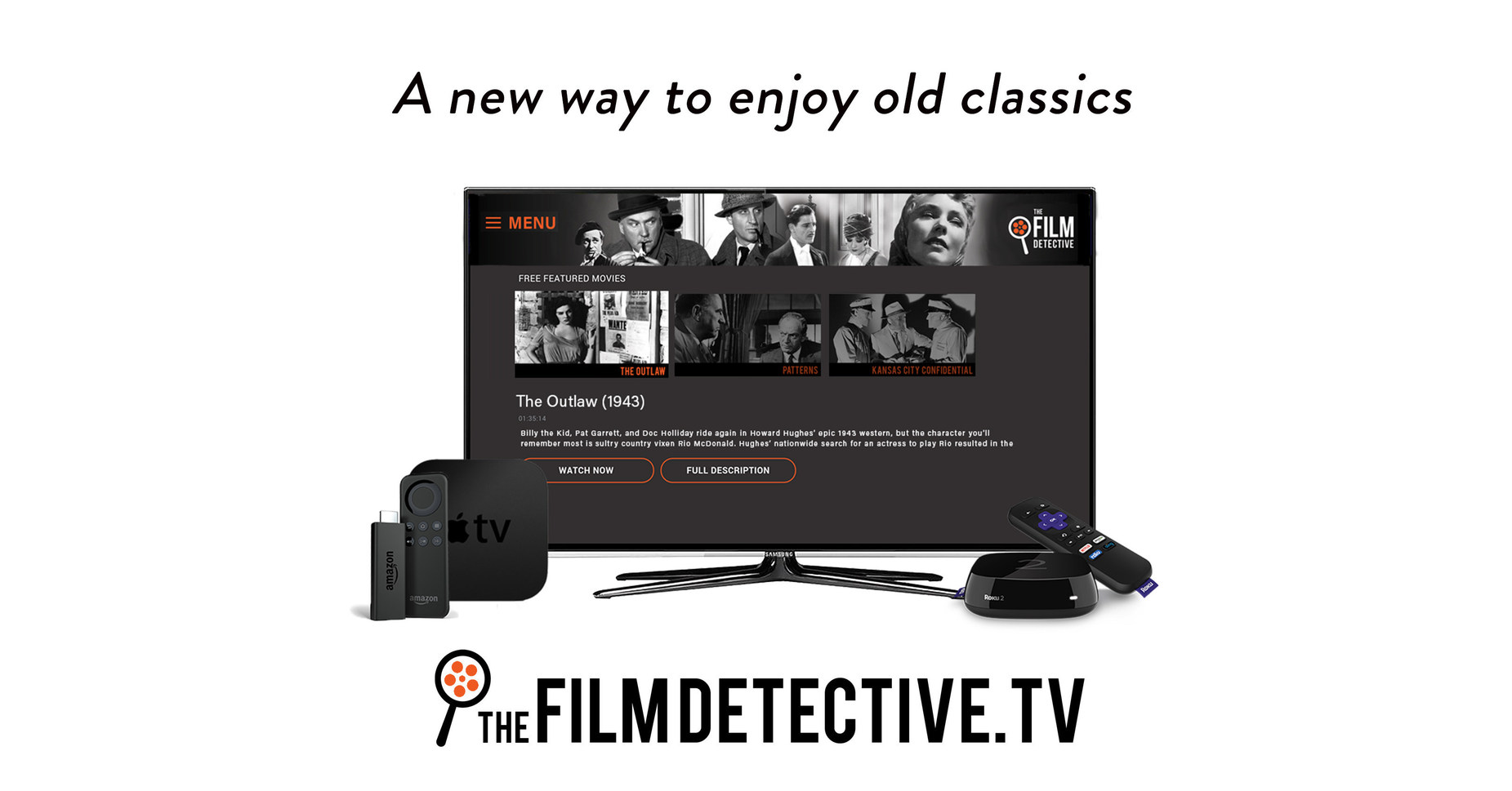 From Bollywood to Hollywood: The Film Detective Joins the