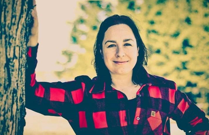 Karine Douville, Sucrerie du Lac Blanc (Groupe CNW/La Financière agricole du Québec)